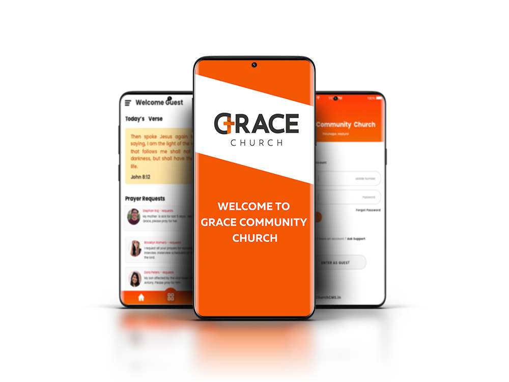 Mobile App for Churches