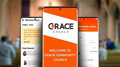 Custom Mobile App For Your Church
