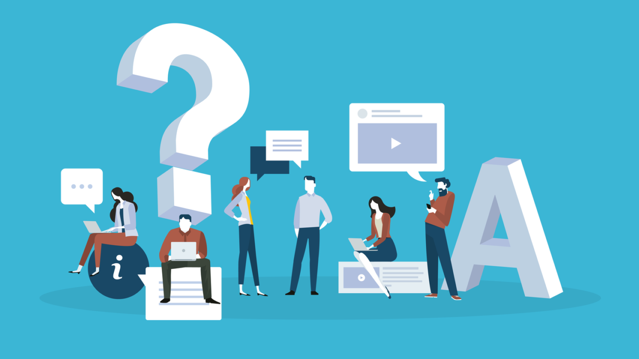 Questions to ask, when building Church Website