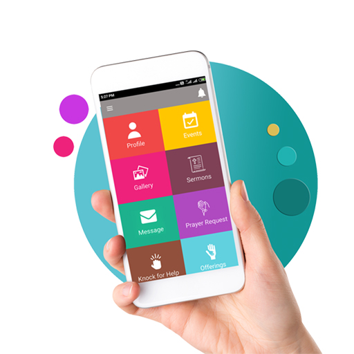 Mobile app for Church Members to engage with church, give donations, offer help, do prayer requests and pray for other church memebers.